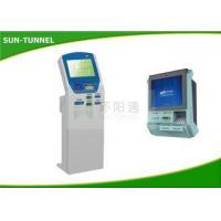 Buy cheap 17 Lcd Touch Screen Information Kiosk Vending Machine / Ticket Vending Kiosk from wholesalers