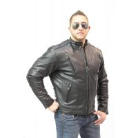 Buy cheap Leather r Mens Racing Vented Jacket from wholesalers