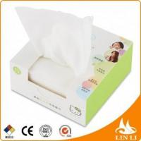 Buy cheap China factory OEM custom disposable nonwoven cotton towel disposable paper tissue towel from wholesalers