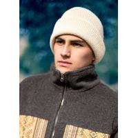 Buy cheap Men's Double Knit English Alpaca Hat from wholesalers