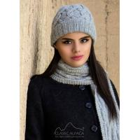 Buy cheap Snake Cable Alpaca Hat from wholesalers
