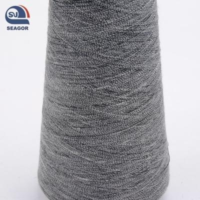 Buy cheap Cheap Whole Cotton Wool Spun Sock Yarn for Sock Cones Knitting Machine from wholesalers
