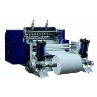 Buy cheap CHP1100 Fax/Cash register thermal Paper rolls Slitting Machine from wholesalers
