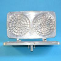 Buy cheap Aluminum Waffle Maker Aluminum Die Casting Waffle Making Components Cookware from wholesalers