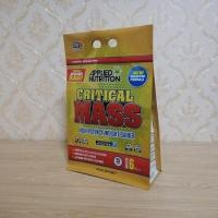 Buy cheap FOOD PACKAGING Flat bottom bag for whey protein from wholesalers