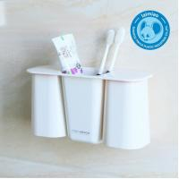 Buy cheap Wall Mounted Toothbrush/Toothpaste Holder from wholesalers