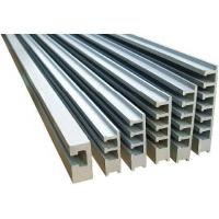 Buy cheap T-plate collision block groove series product