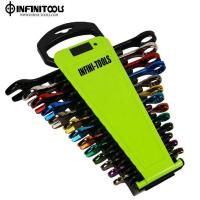 Buy cheap Wrench High Quality Metric Combination Spanner / Wrench Set (13 Pieces) from wholesalers