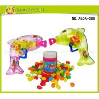 Buy cheap AEDA388 Flash Whale and Dolphin Blowing Bubble Gun Toy Candy from wholesalers