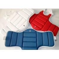 Buy cheap Karate chest guards KARATE EQUIPMENTS from wholesalers