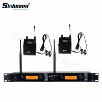Buy cheap Professional stage system for singers UHF bodypack SR2050 IEM in ear monitor from wholesalers