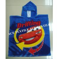 Buy cheap Kids hooded towel ACHT006 from wholesalers