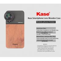 Buy cheap The Kase Smartphone Lens Wooden Case for Iphone 7/8/7 Plus/8 Plus/X from wholesalers
