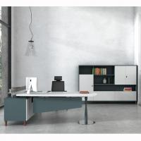 Buy cheap china modern design executive counter sets home office furniture desks from wholesalers