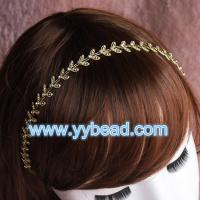 Buy cheap Wedding Beaded Crown-XFD holiday wedding bridal floral tiaras for festive d from wholesalers