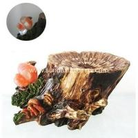 Buy cheap Garden Series YT12007- 10 Resin Garden Decorative Stake with glowing mushrooms from wholesalers
