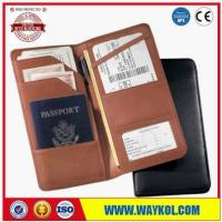 Buy cheap Leather Accessories RFID Blocking Series-Wallets,Money Clip,Passport Holder Card Holder from wholesalers