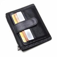 Buy cheap Hot Selling Genuine Leather Wallet New Fashion Money Clip Credit Card Holder from wholesalers