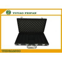 Buy cheap Diamond Surface Aluminum Case Poker Set Wooden Case For Poker Chip from wholesalers