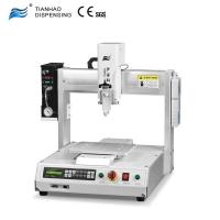 Buy cheap Benchtop dispensing Robot with syringe micro dispensing TH-2004D-K from wholesalers
