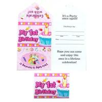 The Party Invitation Card 10