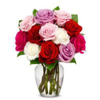 Buy cheap One Dozen Sweetheart Roses product
