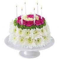 Buy cheap Birthday Cake Flowers from wholesalers