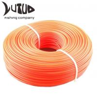 Buy cheap Bulk Trimmer Line Round Roll Cord Rope Strimmer Nylon Trimmer Line from wholesalers