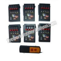 Buy cheap wireless fireworks system 24 cues remote control firing system stage fireworks igniter from wholesalers