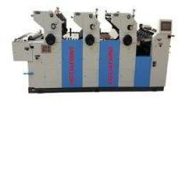 Buy cheap Three Color Mini Offset Printing Machine product