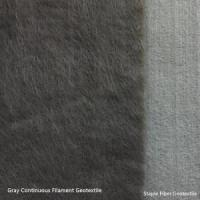 Buy cheap PET Thermal Bonded Continuous Filament Nonwoven Geotextile from wholesalers