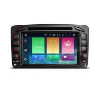 Buy cheap Zonteck ZK-6209C Benz CLK W209 Android 8.0 Car DVD DAB TMPS from wholesalers