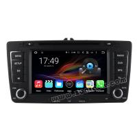 Buy cheap Zonteck ZK-7899V SKODA OCTAVIA Android 8.0 Car Stereo GPS Player from wholesalers