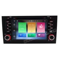 Buy cheap Zonteck ZK-8557A Audi A6 S6 Android 8.0 Car DVD Stereo Multimedia from wholesalers