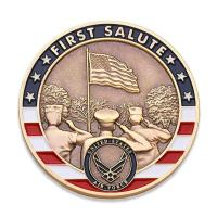 Buy cheap Custom Challenge Coins from wholesalers