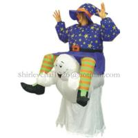 Buy cheap inflatable costume Ghost costume from wholesalers