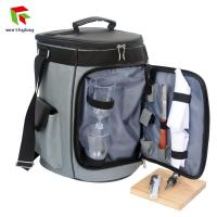 Buy cheap Insulated Picnic Wine Bag Set from wholesalers