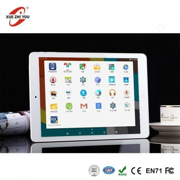 Buy cheap Metal Tablet Android 5.1 9.7'' Tablet RAM 2GB1024*768 Resolution IPS Screen ROM 32gb Tablet from wholesalers