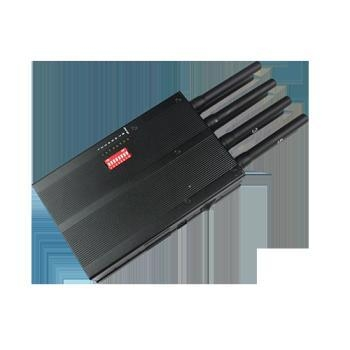 Buy cheap multifunctional portable 8 band 4G cell phone signal jammer from wholesalers
