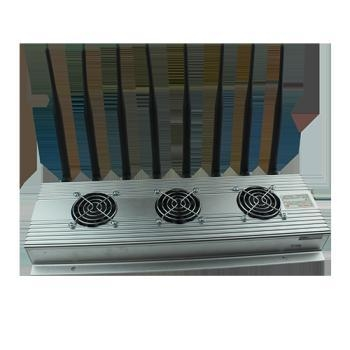 Buy cheap High Power 3 fan GPS L1 L2 L5 Desktop 8 Antenna Mobile Phone Jammer from wholesalers