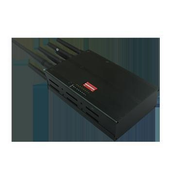 Buy cheap multifunctional portable 8 band LOJACK cell phone signal jammer from wholesalers