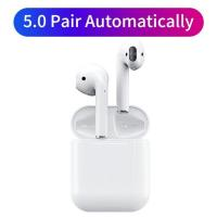Buy cheap i12 Touch Control Bluetooth 5.0 Wireless earbuds Bluetooth earphone TWS earbuds With Charging Case from wholesalers