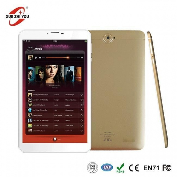 Buy cheap OEM ODM Cheap 8 Inch Tablet 4G Calling MTK CPU 8GB Android Mini PC For Toddlers from wholesalers