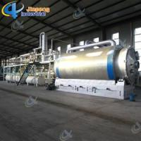 Buy cheap Unique Diversion Tower for Used Tyre Recycling Plant from wholesalers