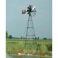 Buy cheap 12' Four Legged Becker Windmill with 50' poly, 100' Quick Sink tubing and QS2 diffuser from wholesalers
