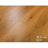 Buy cheap 12mm Micro Bevel Edge Wood Texture HDF Laminate Flooring from wholesalers