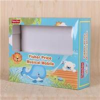 Buy cheap Custom made children toy packing carton box from wholesalers