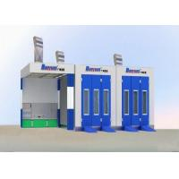 Buy cheap Paint Spray Booth Semi Downdraft Paint Booth from wholesalers