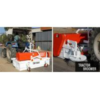 Buy cheap Tractor Driven Mechanical Broomer Machine from wholesalers