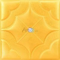 Buy cheap A13009 - Leather Acoustic Panel 20.67 sq.ft product